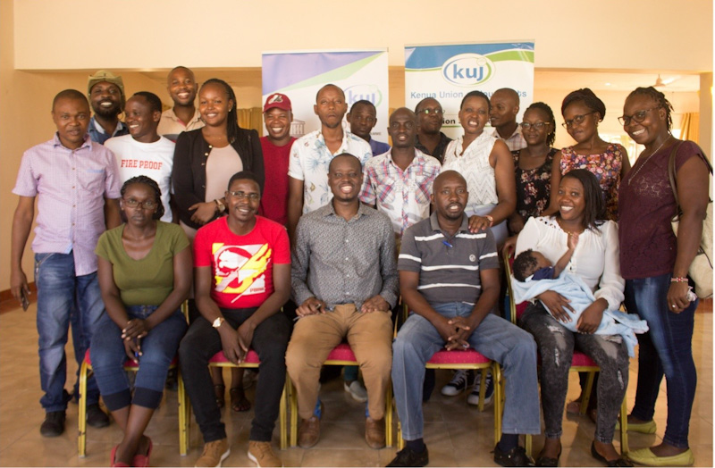 Kenya Union of Journalists Kilifi Chapter